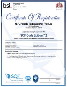 NEWS   N P  Foods Tech (Thailand)